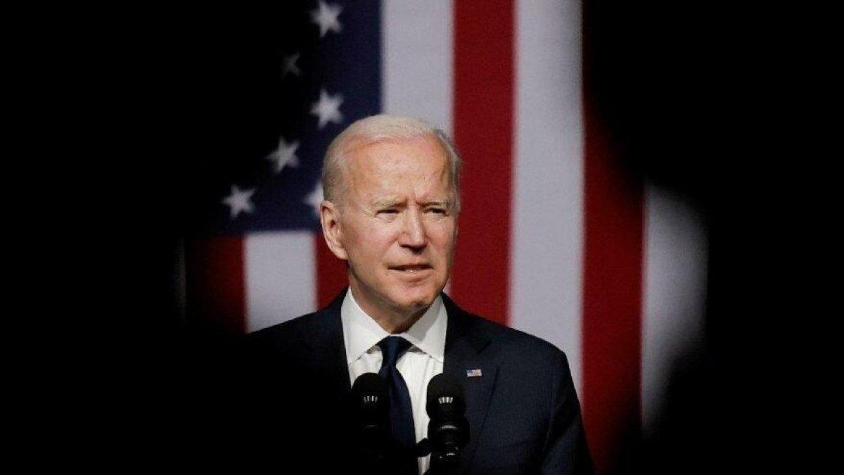 ABD Başkanı Joe Biden anketlerde gerilemeye başladı #2