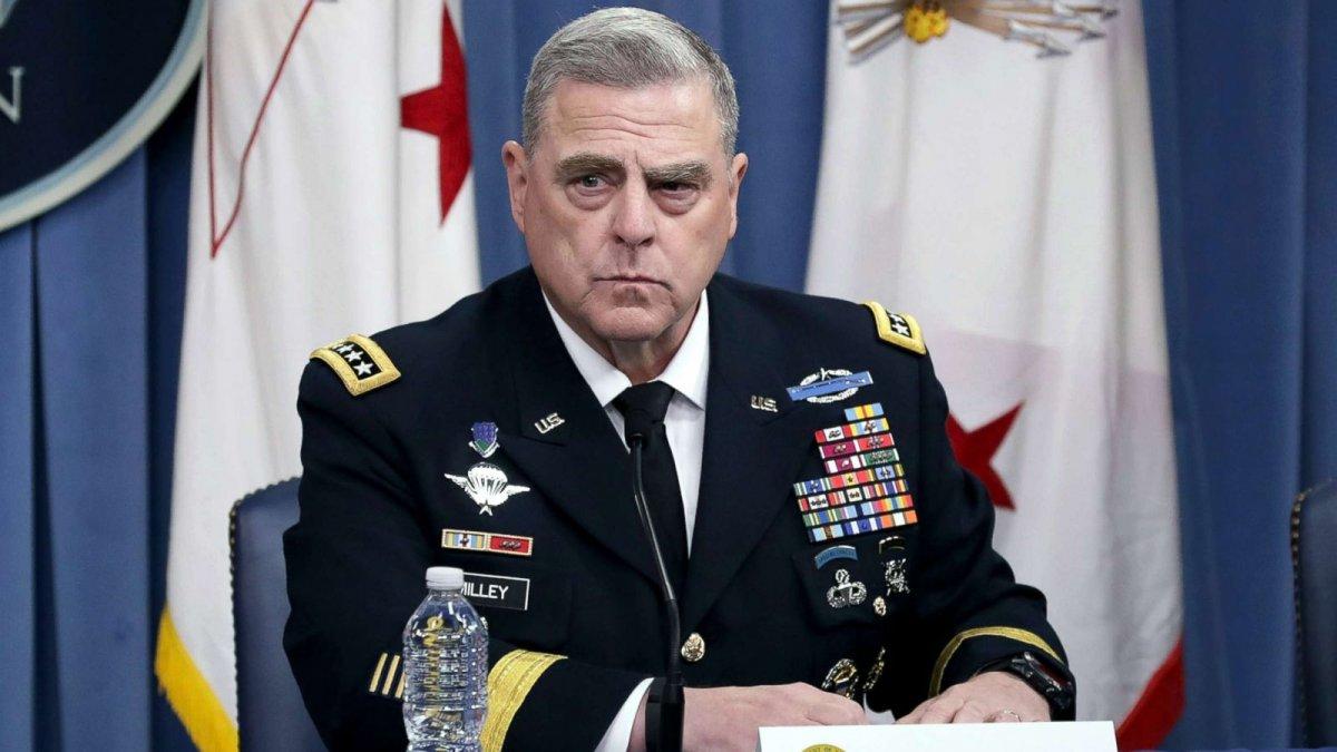 ABD Genel Kurmay Başkanı Mark Milley Afganistan itirafında bulundu #2