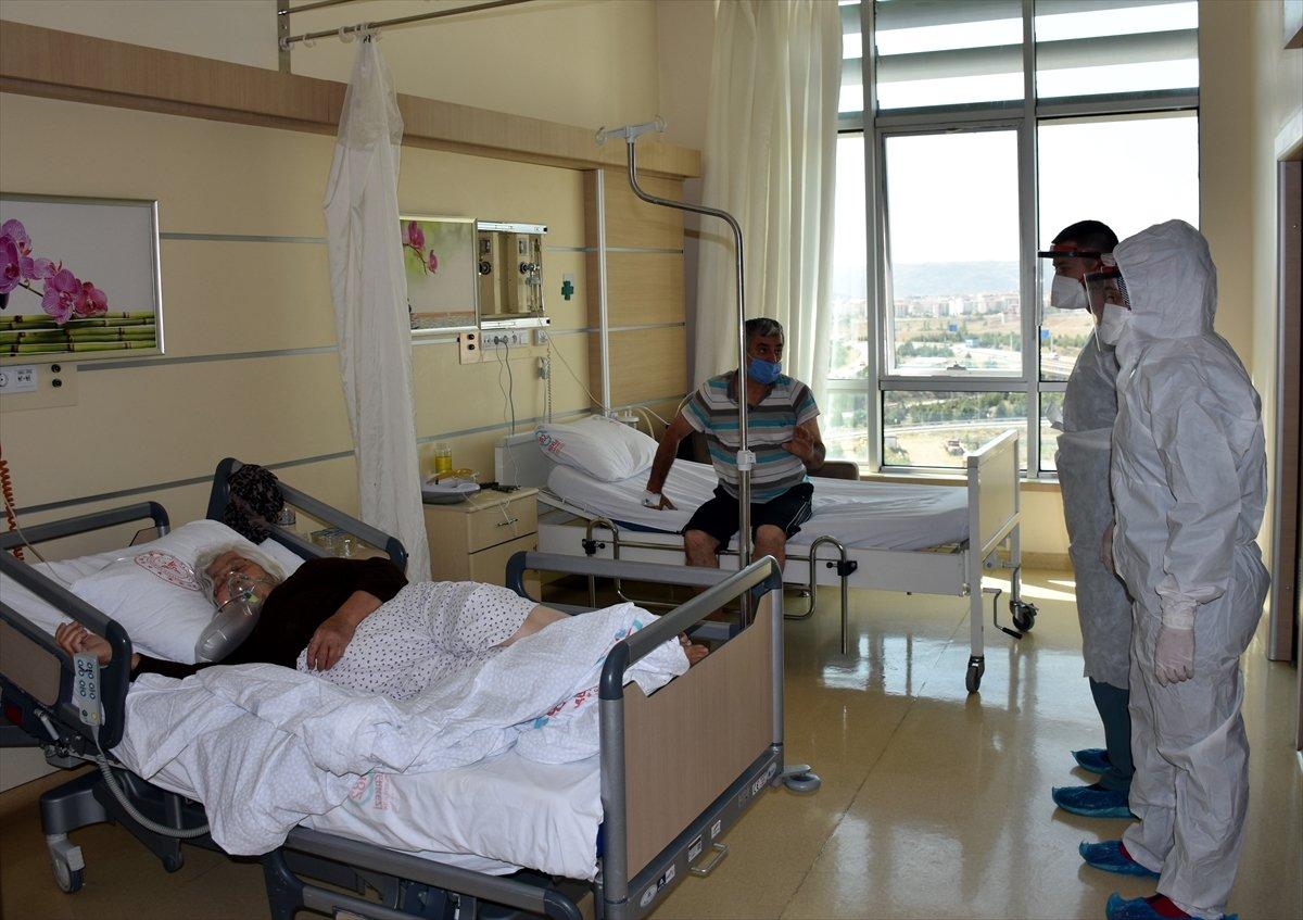 Kırıkkale de aşı yaptırmayan koronavirüs hastası: Aşıdan başka alternatif yok #2