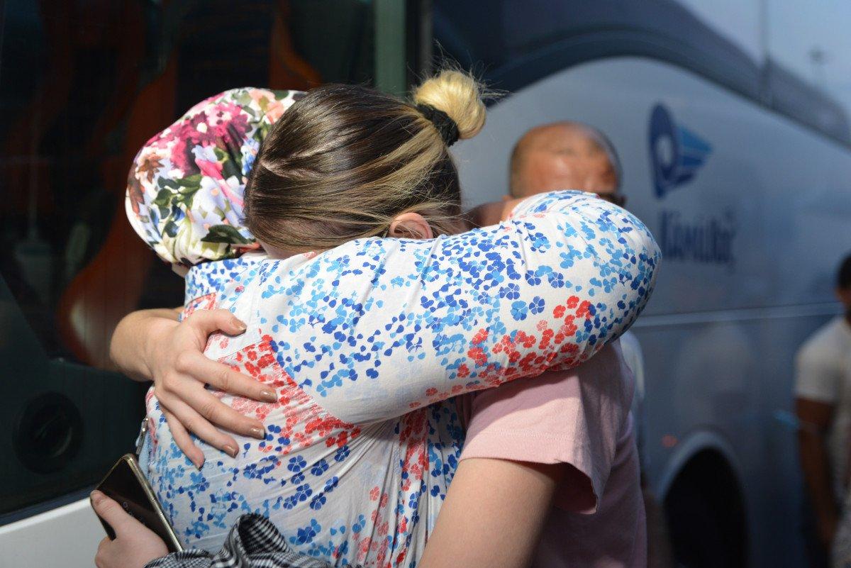 Afganistan da başörtüsü sayesinde hayatları kurtuldu #2
