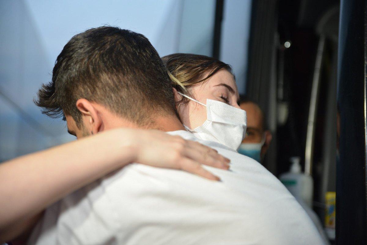 Afganistan da başörtüsü sayesinde hayatları kurtuldu #6