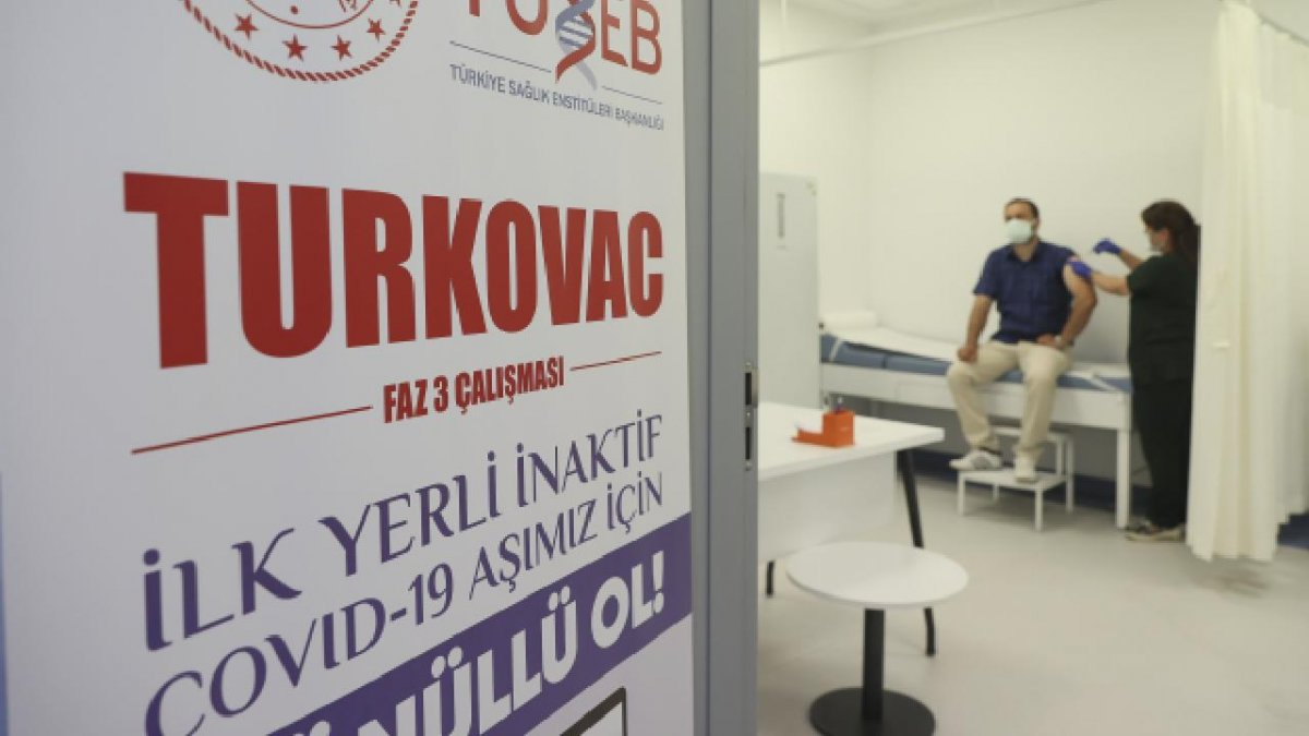 Cumhurbaşkanı Erdoğan tarih verdi: Turkovac aşısı ne zaman çıkacak? #1
