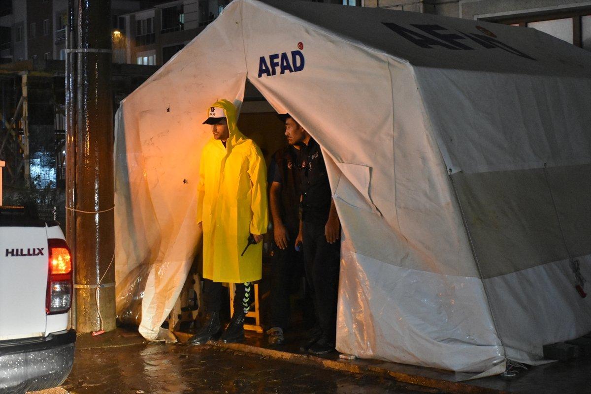 Meteoloroloji den sel bölgesi Sinop a sağanak yağış uyarısı #4