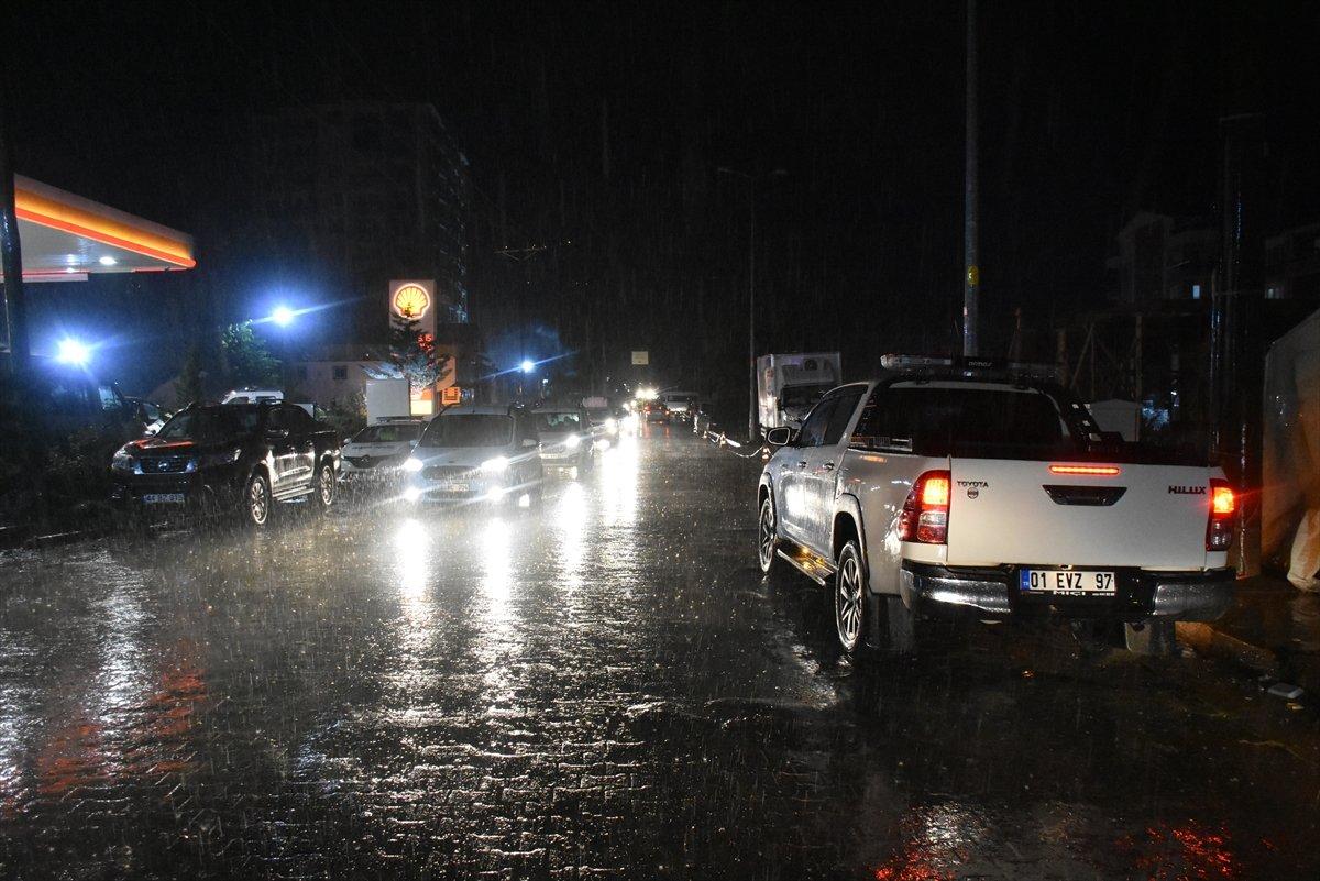 Meteoloroloji den sel bölgesi Sinop a sağanak yağış uyarısı #3