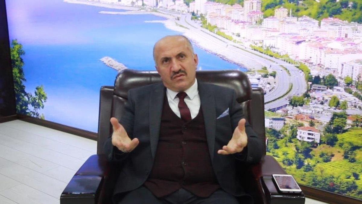 Çayeli Belediye Başkanı, ağabeyini vekaleten belediye başkan yardımcısı atadı #2
