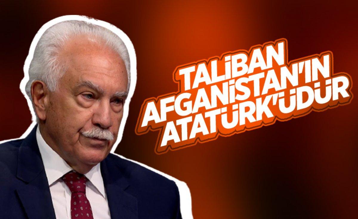 Doğu Perinçek in Taliban-Atatürk benzetmesine Ahmet Hakan dan tepki #2