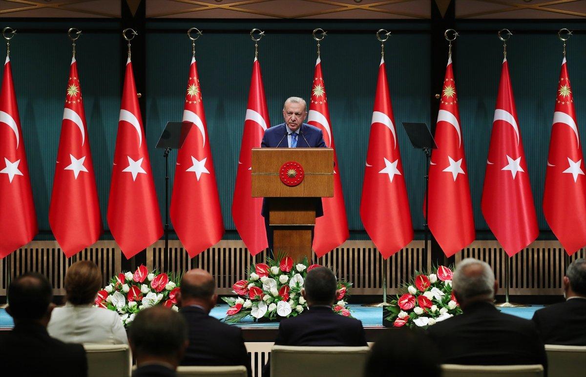 Cumhurbaşkanı Erdoğan, eğitimde aşılamaya ilişkin yeni kararları duyurdu  #2