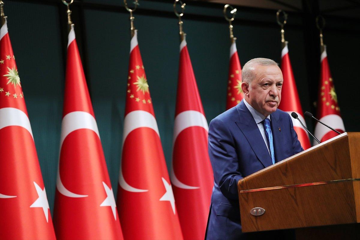 Cumhurbaşkanı Erdoğan, eğitimde aşılamaya ilişkin yeni kararları duyurdu  #1
