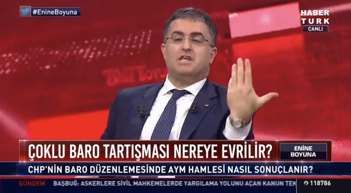 Tartışma programlarının değişmez ismi Erşan Şen, izleyiciyi bıktırdı #13