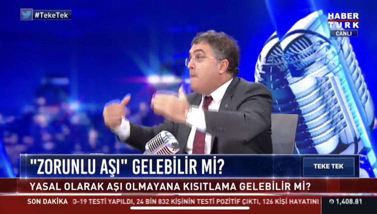 Tartışma programlarının değişmez ismi Erşan Şen, izleyiciyi bıktırdı #7
