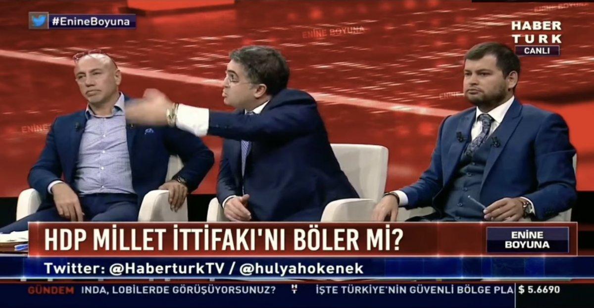 Tartışma programlarının değişmez ismi Erşan Şen, izleyiciyi bıktırdı #5