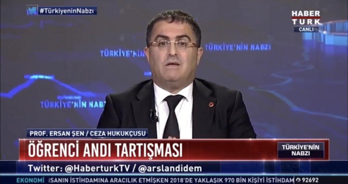 Tartışma programlarının değişmez ismi Erşan Şen, izleyiciyi bıktırdı #10