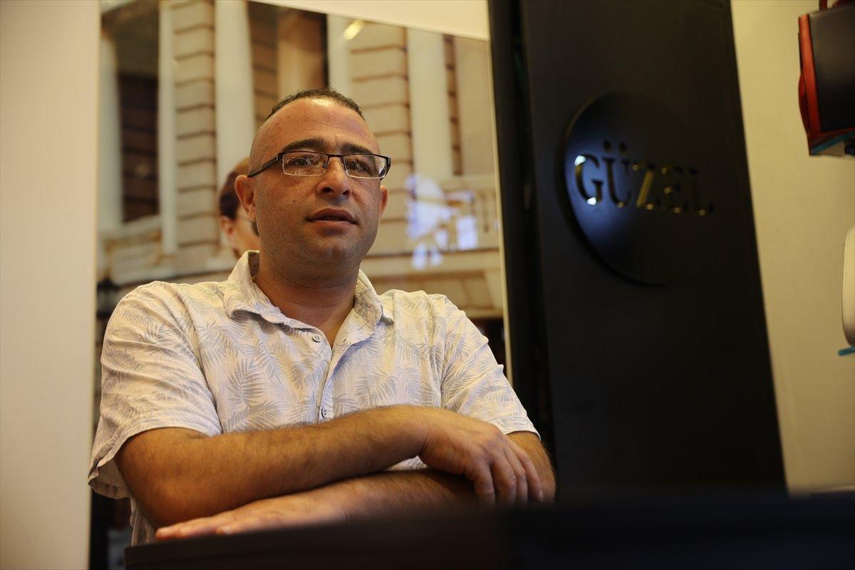 Kudüs te iş yerlerine Türkçe isim verilmesi yaygınlaşıyor #3