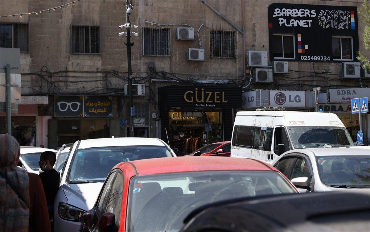Kudüs te iş yerlerine Türkçe isim verilmesi yaygınlaşıyor #2