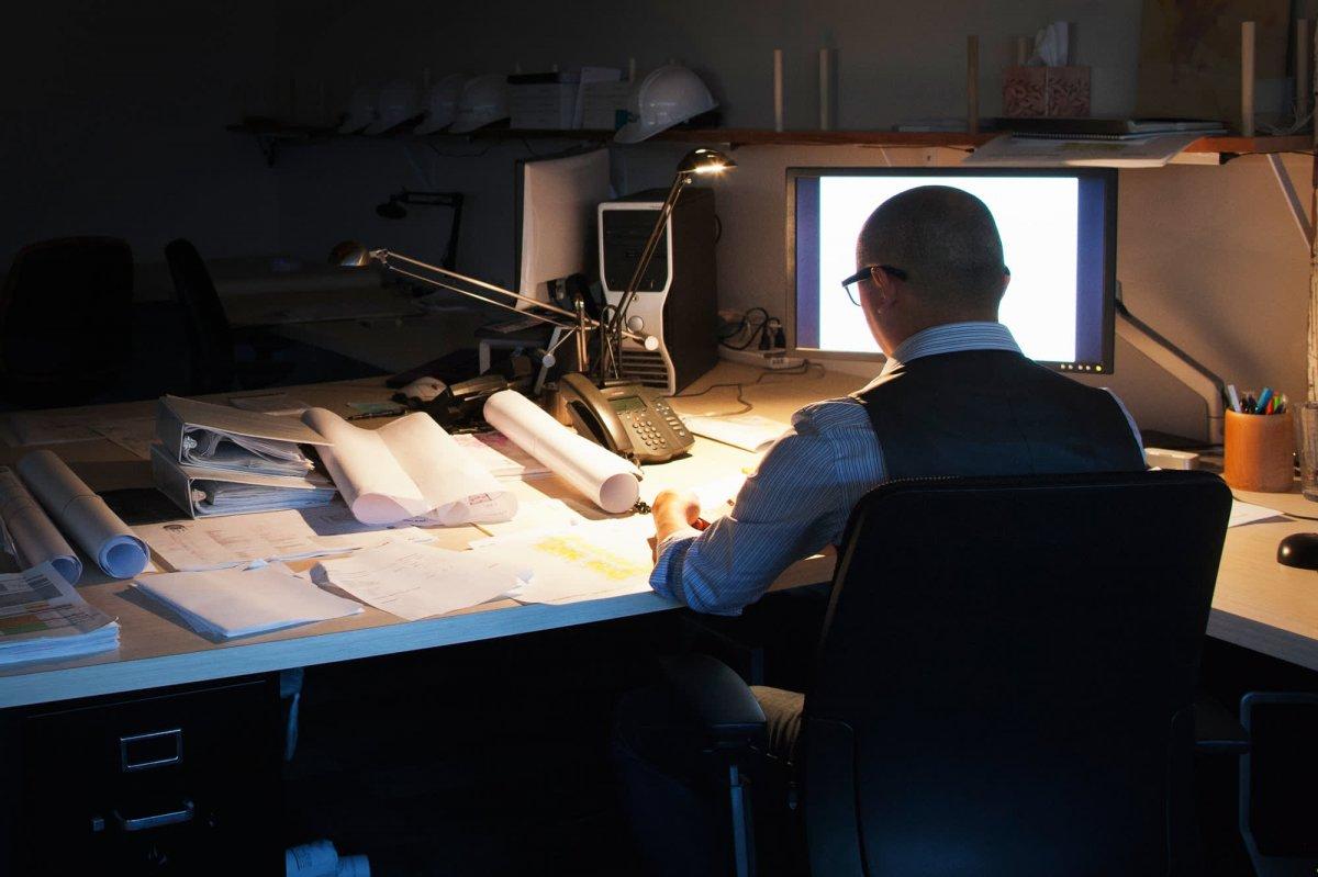 Gece çalışmak, kalp ritim bozukluğu riskini artırıyor #1