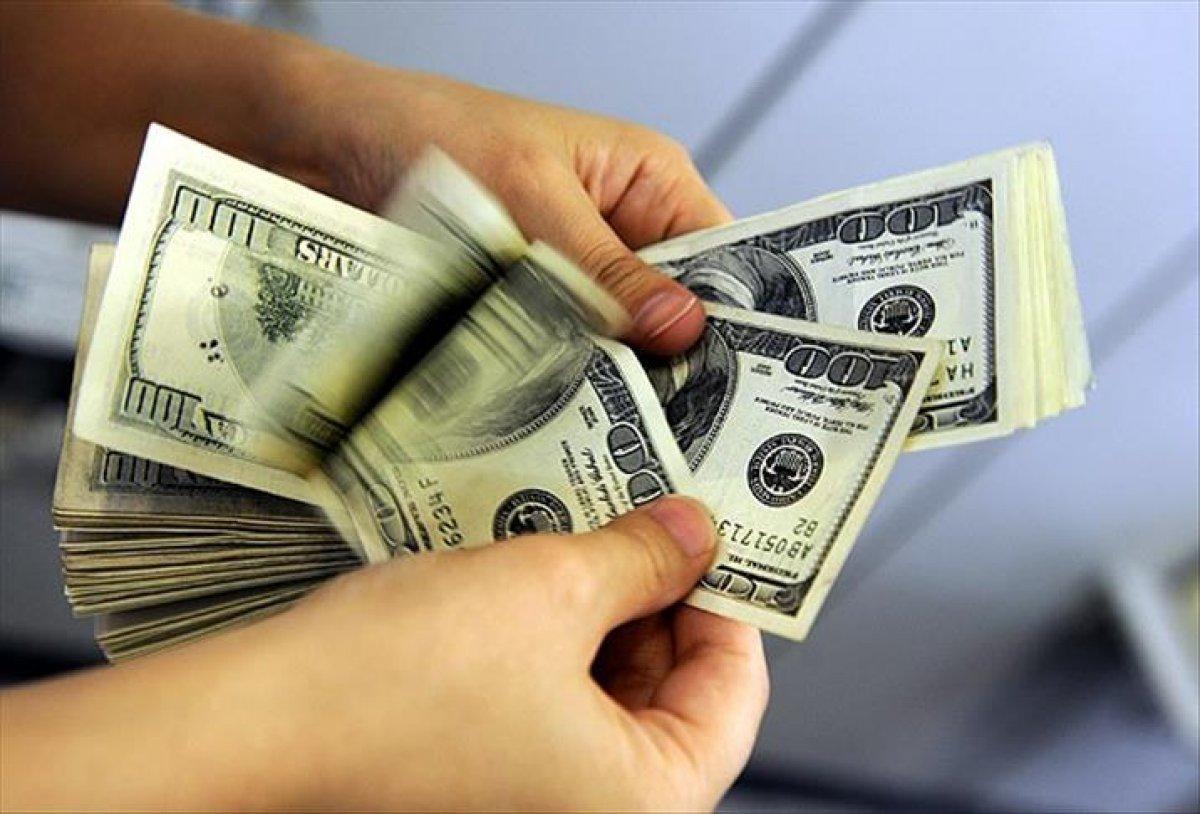 Kısa vadeli dış borç stoku haziranda arttı #1