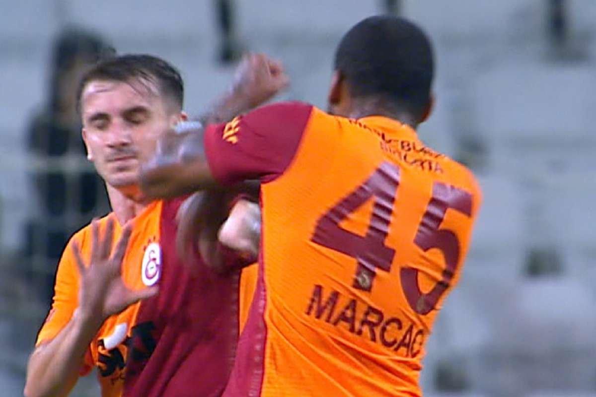 PFDK, Marcao ya 8 maç ceza verildiğini açıkladı #1
