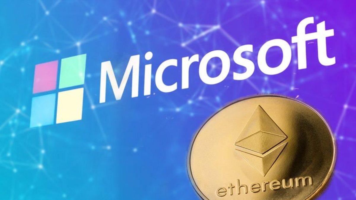 Microsoft, korsanla mücadele için Ethereum kullanacak