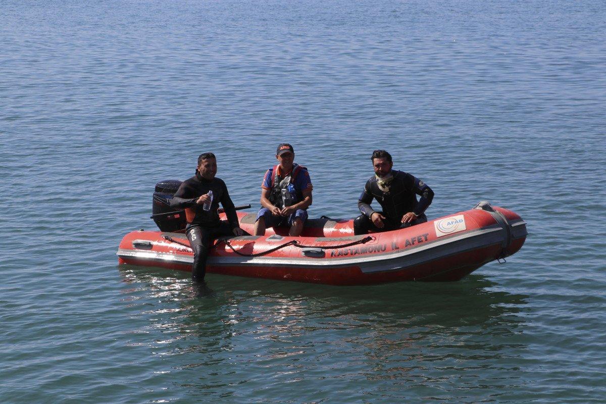 Selde kaybolanlar Karadeniz de aranıyor #4