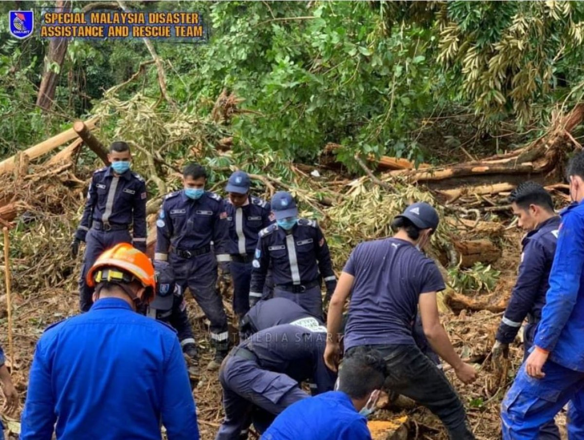 Malezya'nın Kedah eyaleti sele teslim oldu  #5