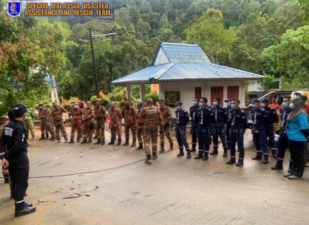 Malezya'nın Kedah eyaleti sele teslim oldu  #3