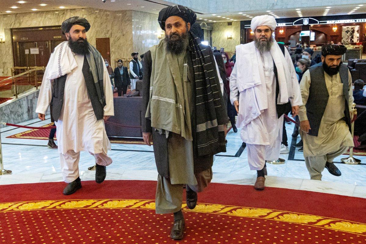 Mevlüt Çavuşoğlu: Taliban ile değişik kanallardan iletişimimiz var #1