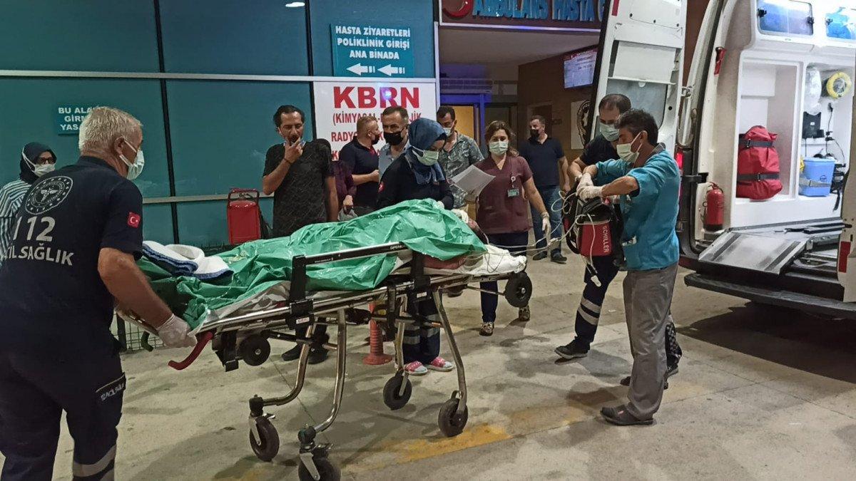 Bursa'da yangında yaralanan kişi hayatını kaybetti #2
