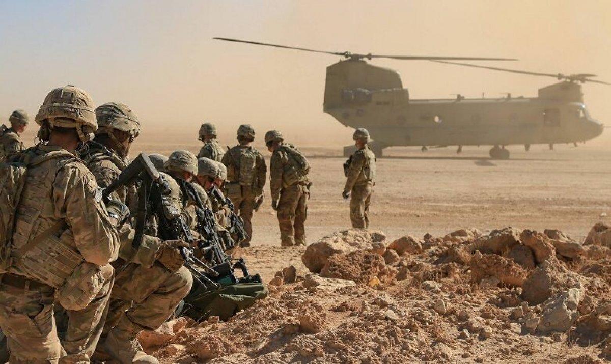 Taliban ın ABD askeri teçhizatlarını ele geçirdiği konuşuluyor #1