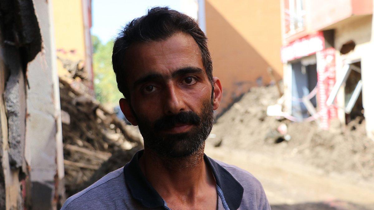Bozkurt ta sel sularının çekilmesiyle afetin verdiği zarar gün yüzüne çıktı #1