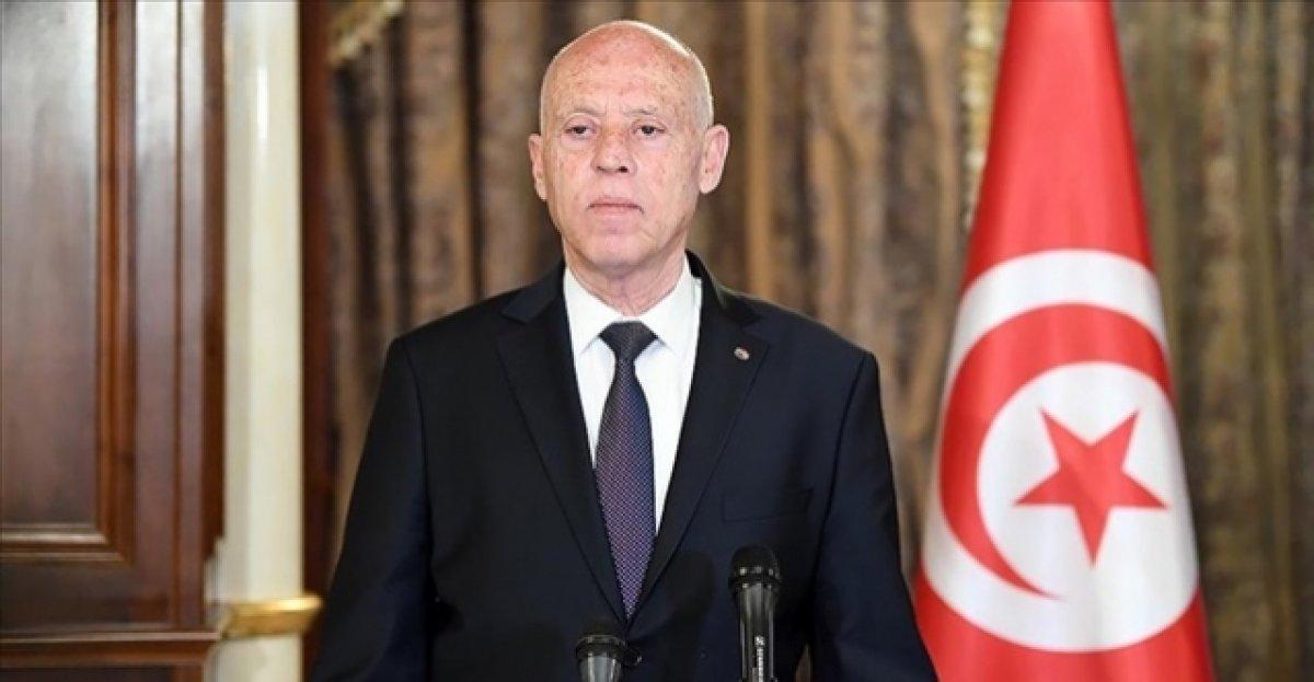Tunus Cumhurbaşkanı Said: Yeni hükümet önümüzdeki günlerde açıklanacak #1
