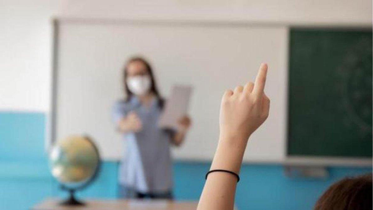 MEB den il yönetimlerine yüz yüze eğitim yazısı #2
