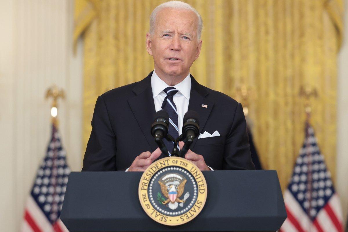 Joe Biden: Afganistan daki tahliye süreci devam ediyor #1