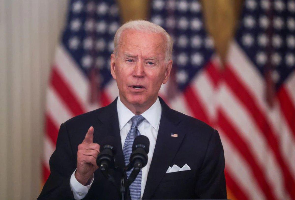Joe Biden: Afganistan daki tahliye süreci devam ediyor #2