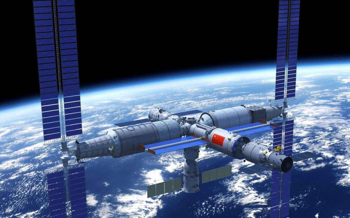 Çinli astronotlar, ikinci kez uzay yürüyüşünde #5