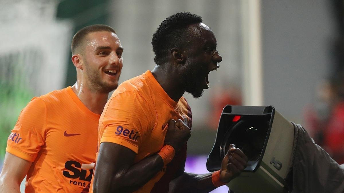 Norwich City den Mbaye Diagne ye teklif #1
