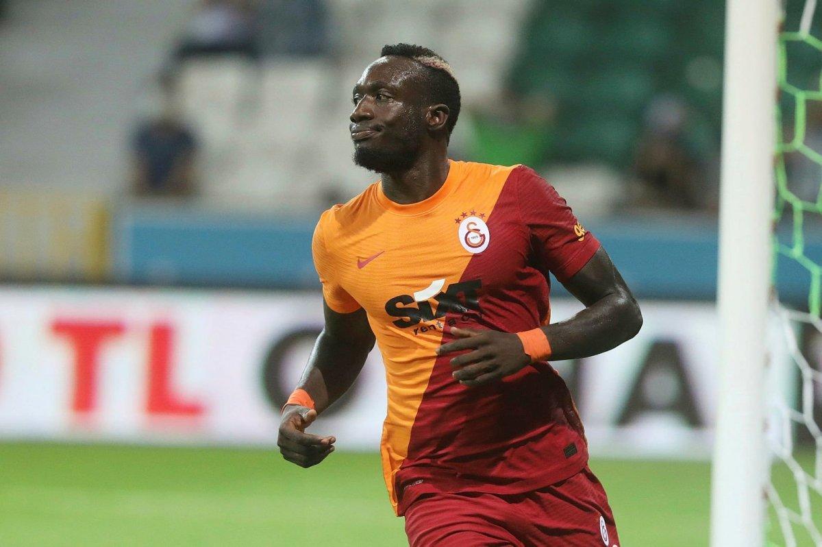 Norwich City den Mbaye Diagne ye teklif #2