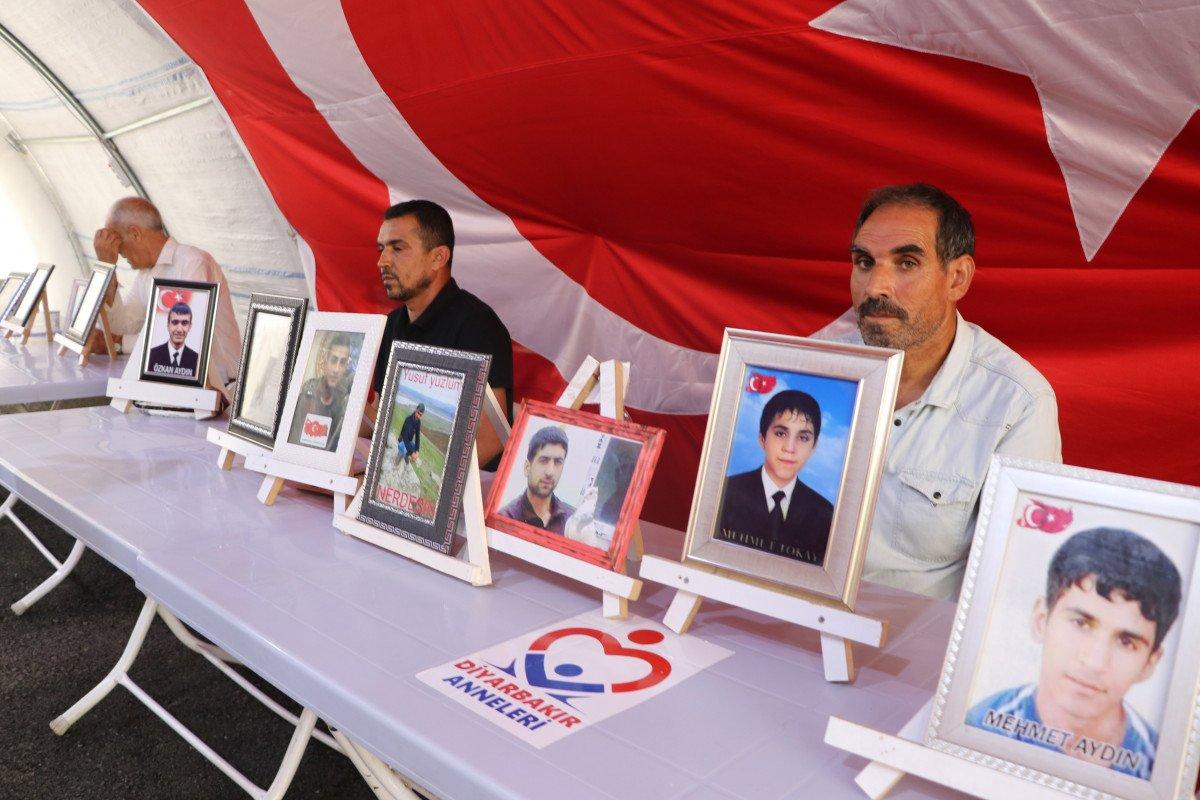Diyarbakır'da evlat nöbeti: En büyük işkence PKK da var #1