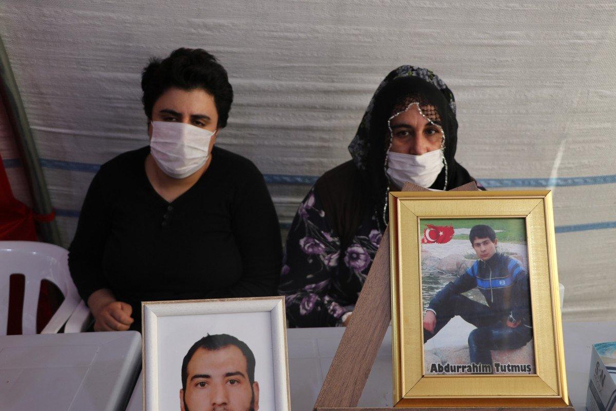 Diyarbakır'da evlat nöbeti: En büyük işkence PKK da var #4