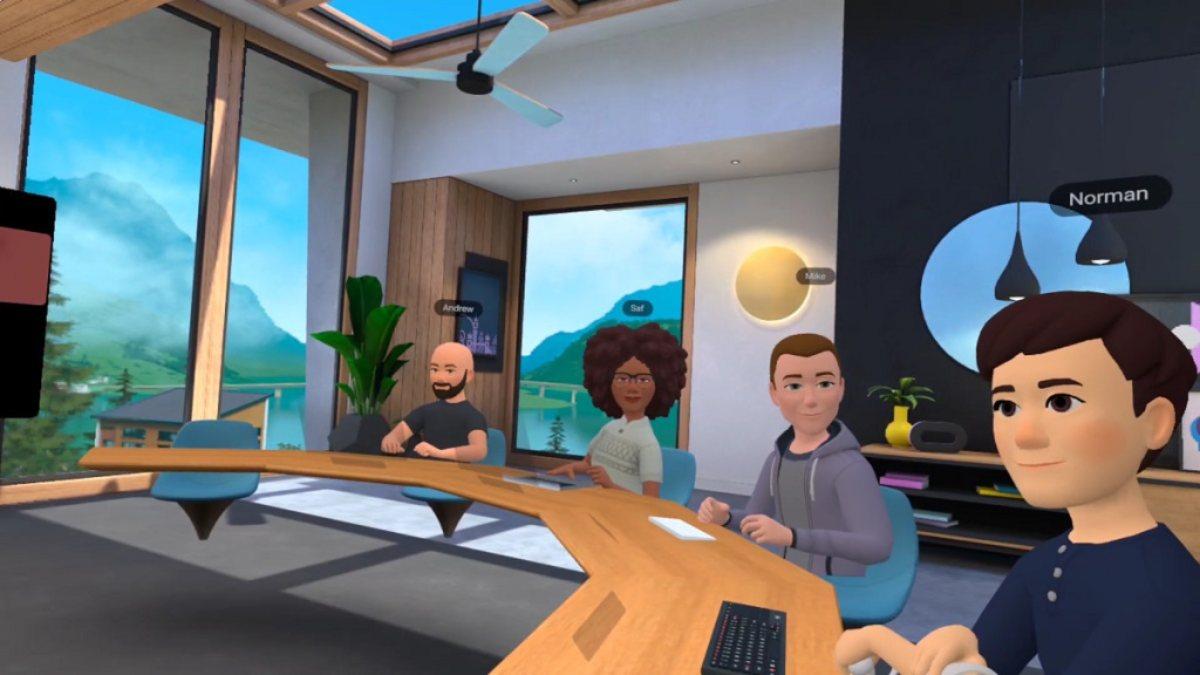 Facebooktan sanal ofis: Horizon Workrooms