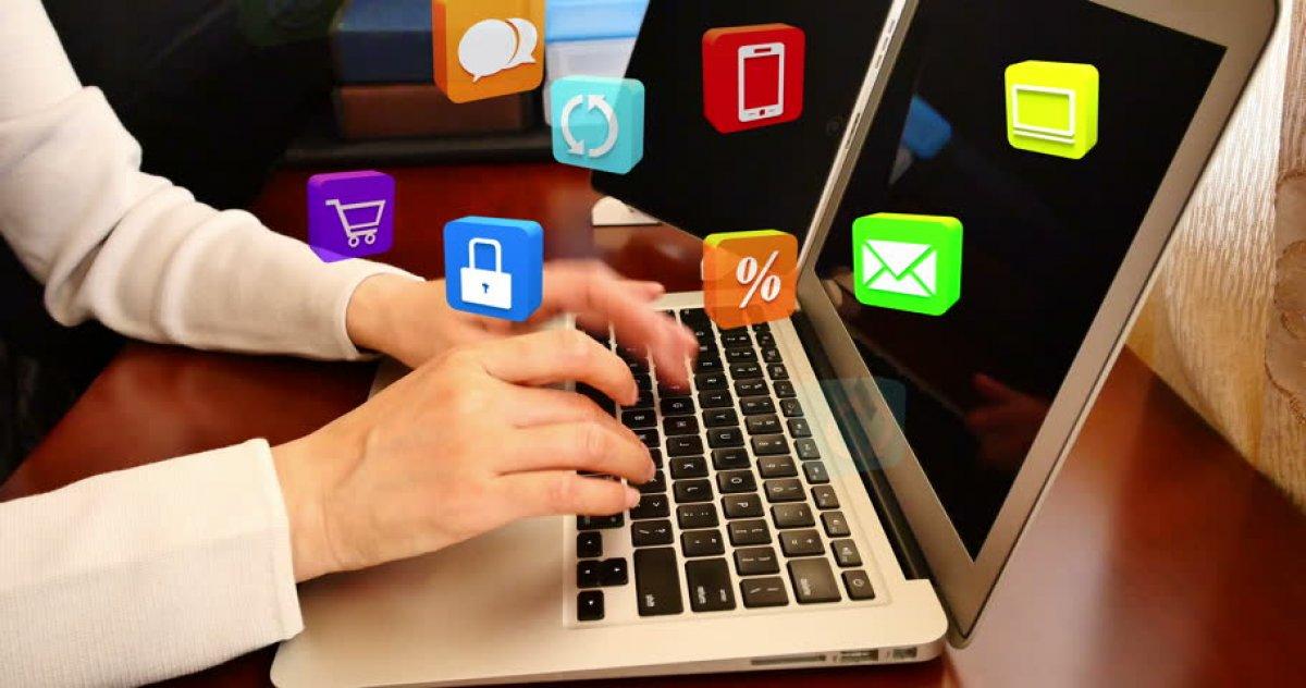 Türkiye nin internet kullanımı dünya ortalamasının üzerinde #1
