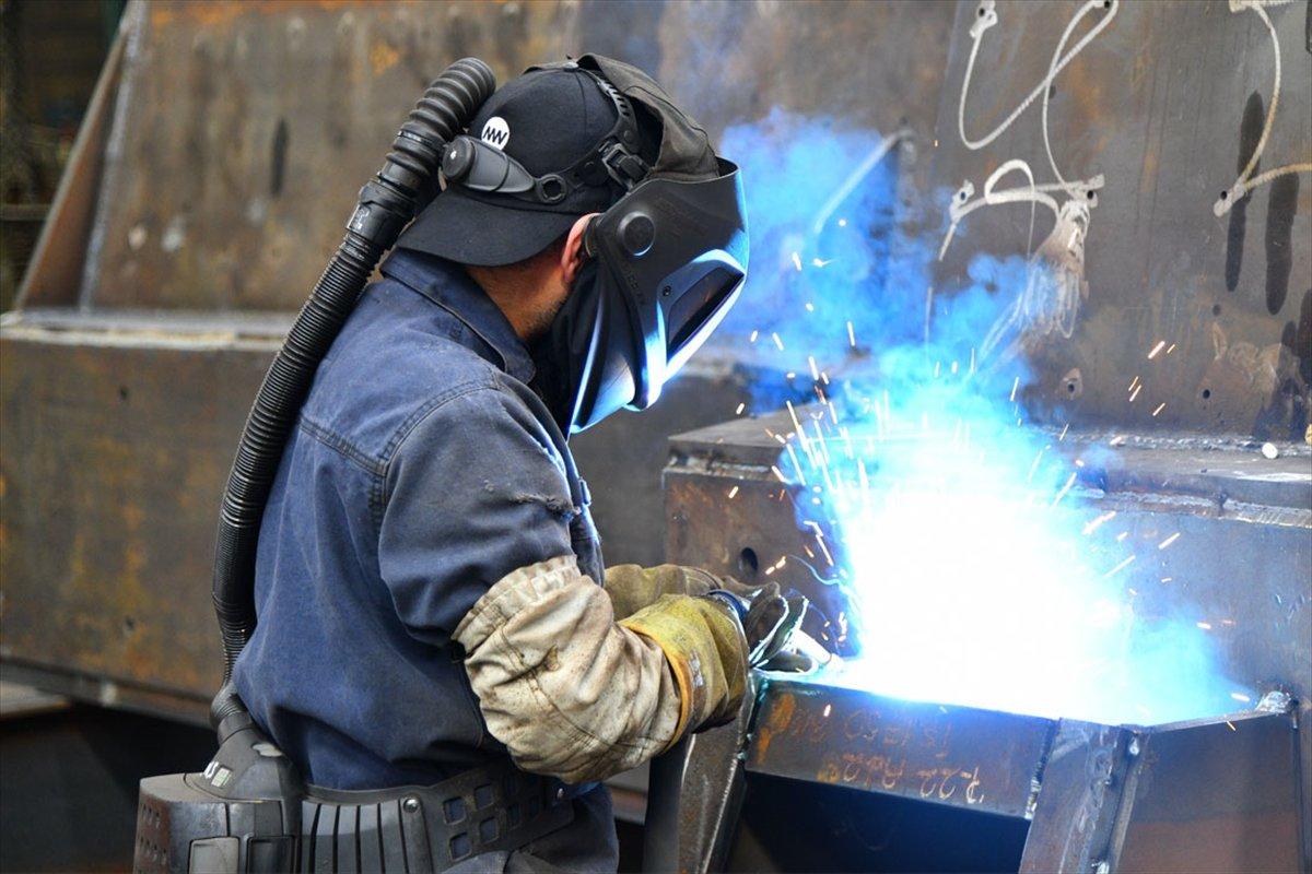 İstihdam endeksi yıllık yüzde 15,7 yükseldi #1