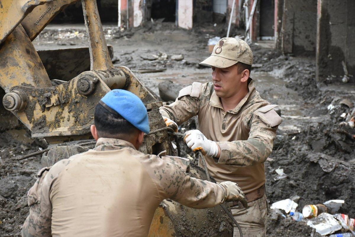 Mavi Bereliler, Bozkurt ta yaraları sarmak için harekete geçti #4