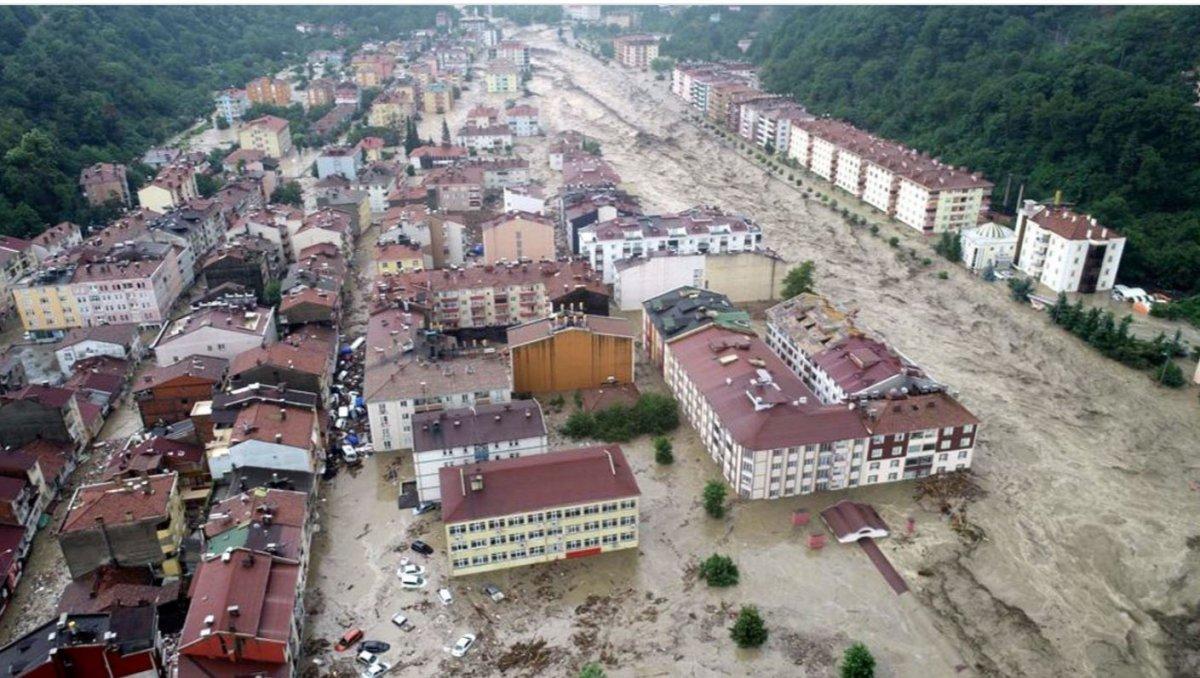 Batı Karadeniz deki sel felaketinde can kaybı 79 oldu #4