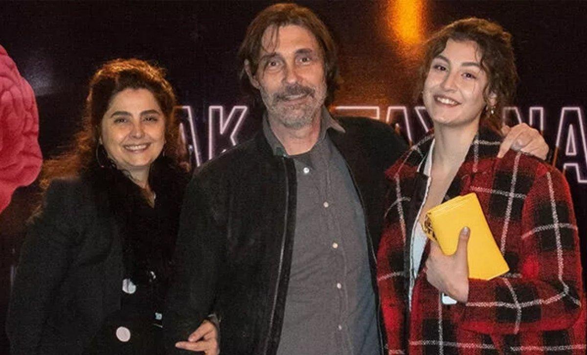 Erdal Beşikçioğlu nun kızı Derin Beşikçioğlu da oyuncu oluyor #1