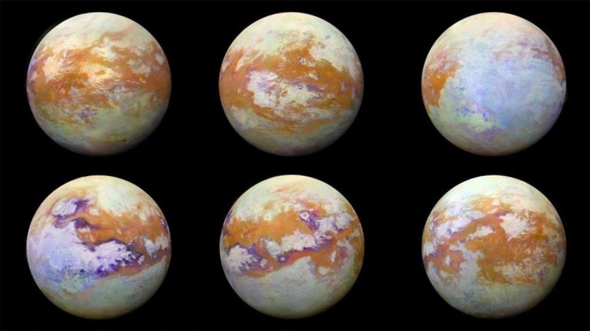 NASA, Satürn ün uydusu Titan da yaşam arayacak #1