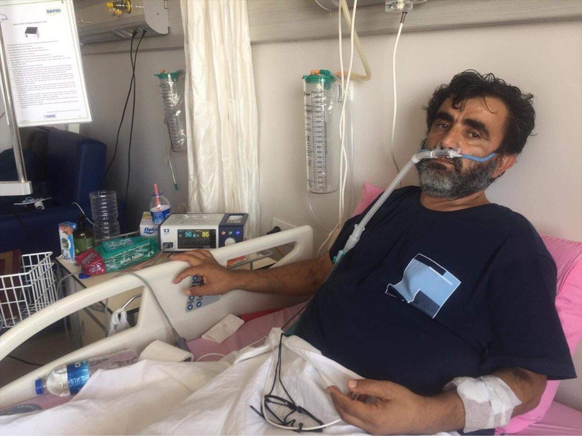 Antalya da aşısını erteleyen turizmci koronavirüse yakalandı #1