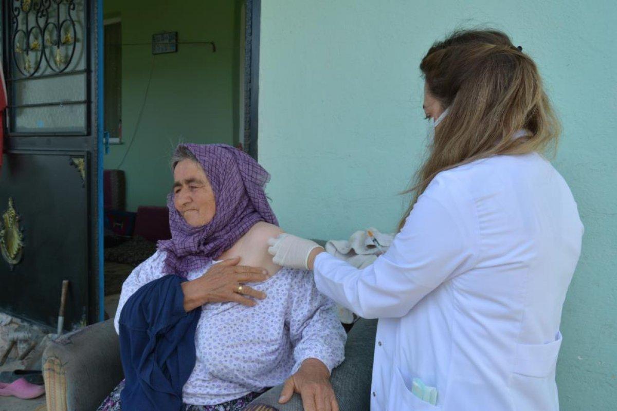 Sivas ta aşılama çalışmaları Türkiye ortalamasının üzerinde  #2