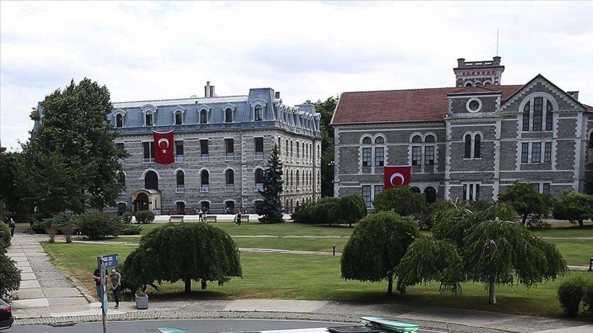 Boğaziçi rektörlüğüne Mehmet Naci İnci atandı #2