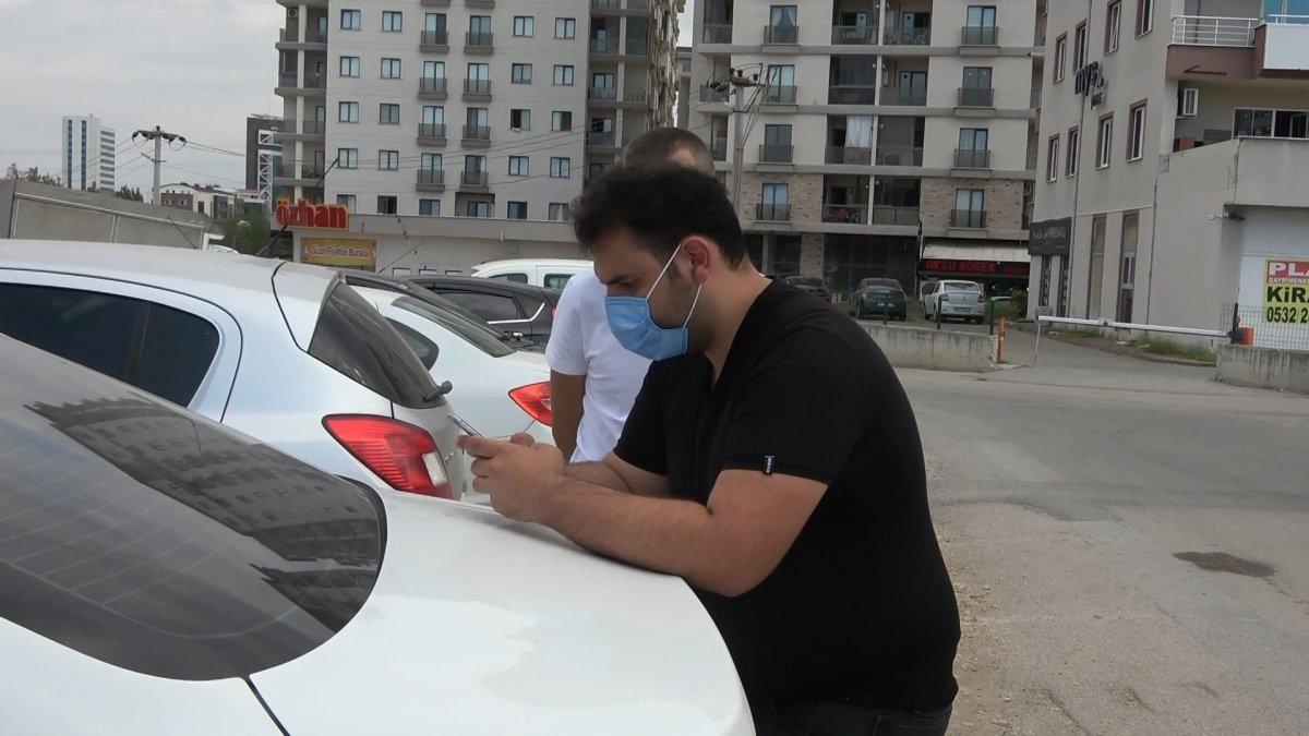 Bursa'da otomobil almak isterken 119 bin lira dolandırıldı #6