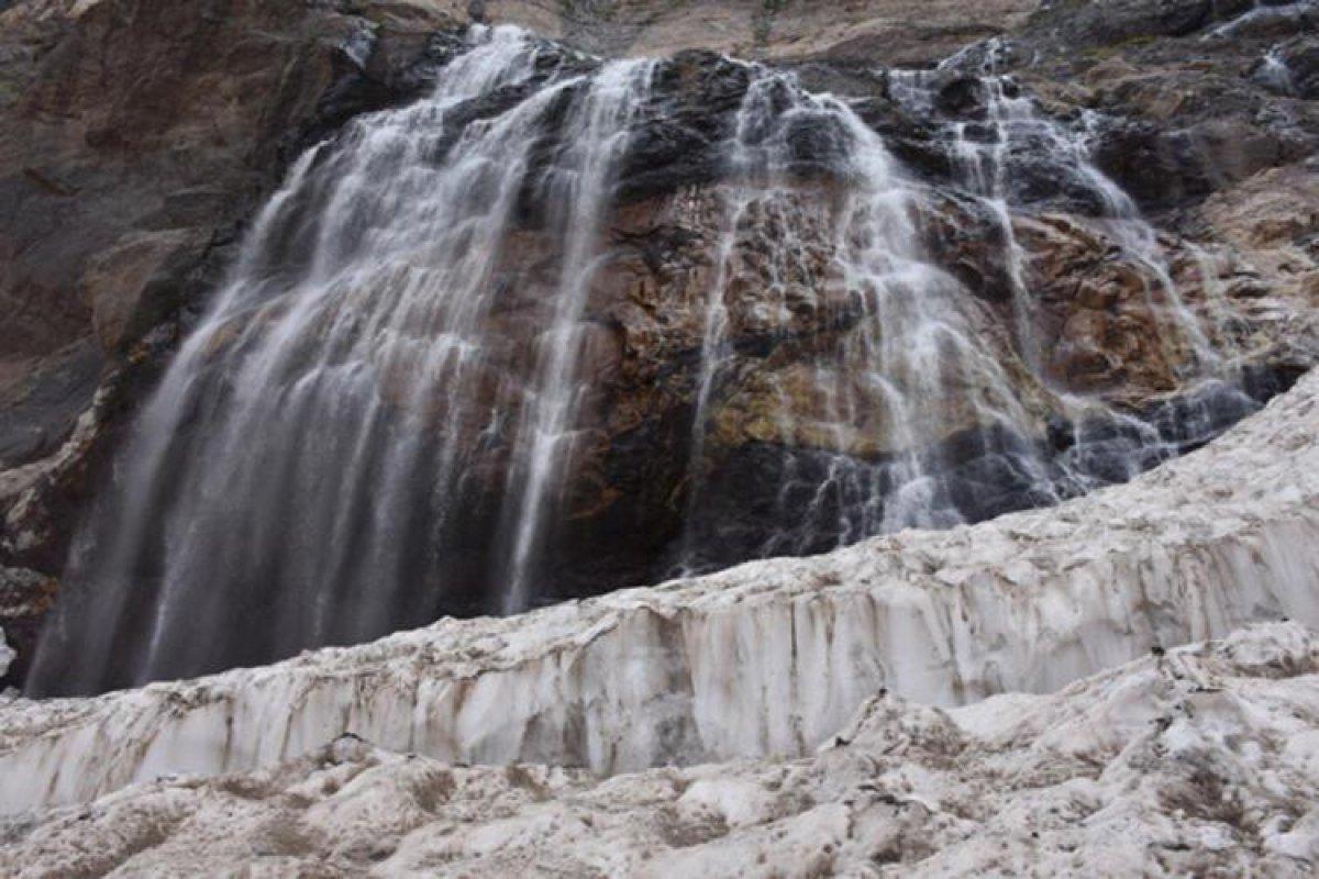 Cilo Dağları ndaki buzullar, küresel ısınma nedeniyle eriyor #3